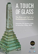 Graphics for glass exhibition